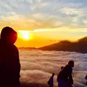 Batur Volcano Sunrise Tracking, Natural Hot Spring And Tegalalang Rice Terrace
